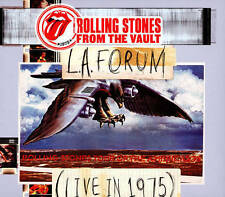 Rolling Stones From the Vault: L.A. Forum (DVD2CD) CD