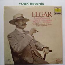 DG 2535 217 - ELGAR - Enigma Variations / Pomp & Circumstance RPO - Ex LP Record