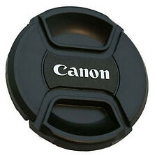 Cowboystudio for Canon Center Pinch Lens Cap 58mm 50mm f/1.4 100mm f/2.8 Macro