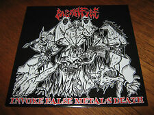 "PAGANFIRE ""Invoke False Metal's Death"" LP  abigail sabbat"