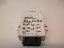 BMW E46 EWS-3 Steuergerät Elektronische Wegfahrsperre 6905666 6905667