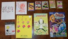 Michael DeForge Lot Set Adventure Time Molecules Incinerator Minicomics MORE