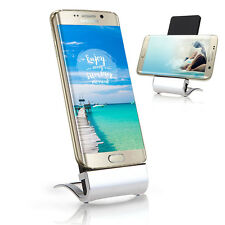 Qi Wireless Charger Charging Vertical Dock Stand For Samsung Galaxy S6 S7 E