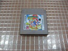 GB SUPER MARIO LAND 2 PAL UK SOLO CARTUCHO GAME BOY CLASICA GBC GB
