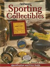 Warman's Sporting Collectibles: Identification and Price Guide-ExLibrary