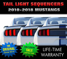 2015, 2016 Mustang Tail Light Sequencer / Sequential – fits: All USA Spec Models