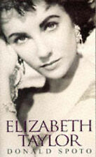 Elizabeth Taylor by Donald Spoto (Paperback) New Book