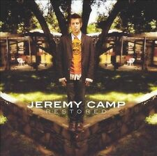 Restored by Jeremy Camp (CD, Nov-2004, BEC Recordings)
