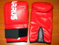 GUANTI SACCO IN PELLE PROFESSIONALI BOXE KICKBOXING SAVATE KICK MUAY THAI BARRUS