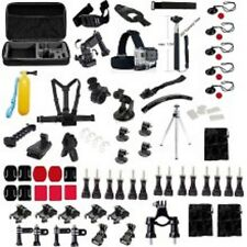 80-in-1 Outdoor Sport Camera Accessory Kit for GoPro Hero 5/4/3+/3/2/1 & More