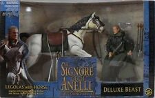 LORD OF THE RINGS- LEGOLAS WITH HORSE -SIGNORE DEGL ANELLI