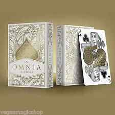Omnia Illumina Deck Playing Cards Poker Size EPCC Thirdway Limited New Sealed