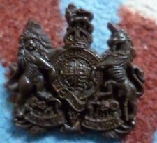 Badge- General Service Corps Economy Plastic Cap Badge- KC maker A S WALSAIL