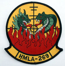 HMLA-269 GUNRUNNERS PATCH US MARINES HELICOPTER SQUADRON VETERAN GIFT PIN UP WOW