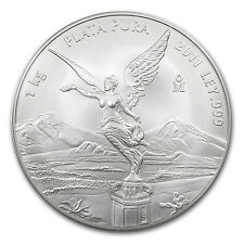 2011 Kilo Silver Mexican Libertad - Brilliant Uncirculated - SKU #67959