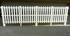 0 Gauge Real Wood Platform Edge Fence Panels (Midlands Style)