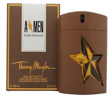 New Thierry Mugler A MEN PURE HAVANE eau de toilette EDT 100ml 3.4oz NIB