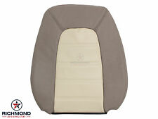 02 03 04 05 Ford Explorer Eddie Bauer -Driver Side Lean Back Leather Seat Cover