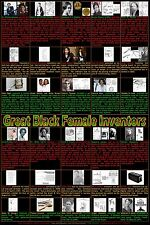 Black Scientists Poster, Black Inventors Poster, Black History Month Posters,