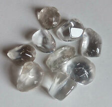 TOP QUALITY CLEAR QUARTZ TUMBLE STONE HEALING/REIKI