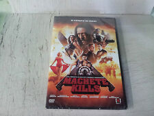 dvd film MACHETE KILLS