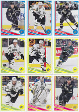 2013-14 O Pee Chee Dallas Stars Complete Base Team Set 15 Different Cards w/Hull