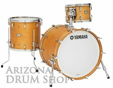 Yamaha Absolute Hybrid Maple NEW Drum Shell Set VINTAGE NATURAL 22x18-13x9-16x15