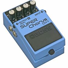 Boss CH-1 Super Chorus Electric Guitar Effect Pedal - Brand New!