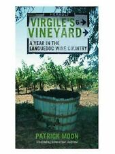 Virgile's Vineyard: A Year in the Languedoc Wine Country-ExLibrary