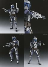 New Bandai S.H.Figuarts Star Wars Jango Fett PVC Action Figure From Japan