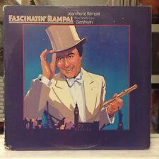 NM LP~JEAN PIERRE RAMPAL~Fascinatin' Rampal~[SPIELT~JOUE~GERSHWIN]~[1985 CBS]~