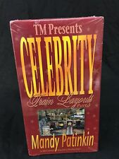 New Celebrity Train Layouts part 3 Mandy Patinkin VHS