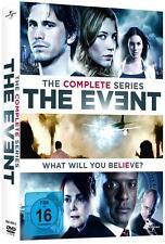 "6 DVD-Box - ""THE EVENT"" - Die komplette Serie+neuwertig++"