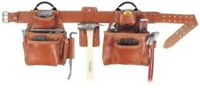 NEW CLC 21448 17 POCKET PRO FRAMER LEATHER SIGNATURE TOOL BELT BAG SALE