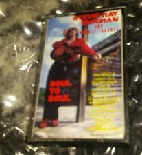Stevie Ray Vaughan - Soul To Soul (1985 EPIC) Cassette