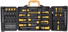 SCREWDRIVER SET | 60 PIECE DIY Hand Tool with Bits and Sockets 36820