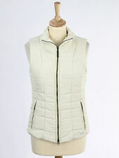 Musto Buttermilk Padded Gilet Size 8