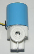 "1/4"" 24VDC Electric Solenoid Valve with Push-In Connectors, N/C, 24-Volt DC"