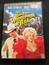 The Best Little Whorehouse in Texas (DVD, 2003)