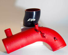"Agency Power 02-14 Subaru WRX STI Red 3"" Turbo Inlet Pipe EJ20 EJ25 Impreza"
