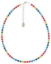 Carrie Elspeth N1272 Mini Arco Iris Collar (Completa) - Bnwt