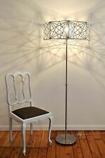 Modern Unique Contemporary  Handmade Designer Floor Lamp Steel MYSTIC ROSE