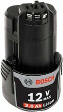 Bosch BAT414 NEW 12V Battery 2.0Ah HC Li-Ion Lithium-Ion