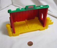 Fisher Price Little People RED CHICKEN HEN COOP BARN FARM NEST Replacement Piece