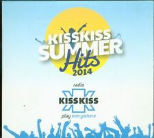 Kiss Summer Hits 2014 - 5 Seconds Of Summer/Stromae/Avicii/Tiesto Digipack Cd