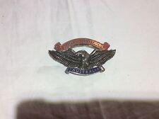 Vintage Harley Davidson Australia Acme Hebilla de cinturón