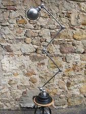 JIELDE Industrieleuchte, Lampe, 4 Gelenke, Original, Made in France