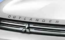 Mitsubishi Outlander Bonnet Badge -