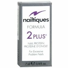 Nailtiques Formula 2 PLUS Nail Protein Treatment for Soft Nails 1/4 ml 0.25 oz