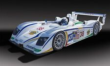 2000 Audi R8 Le Mans Prototype Vintage Classic Race Car Photo CA-1010
